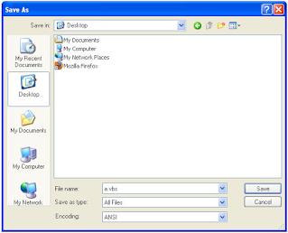 Membuat Virus Dengan Notepad Di Windows