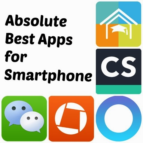 Best Apps for Smartphone Users - WeChat, Circle, CamScanner, Genius Scan+ and Educational App Store