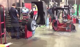 Costco Tire Repair