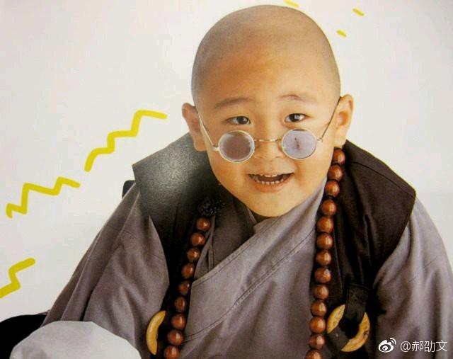 Steven Hao Shaolin monk