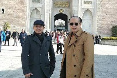 Johari Zein, Pendiri JNE, Pengusaha Sukses Indonesia Asep Lukman 0821-1177-8165