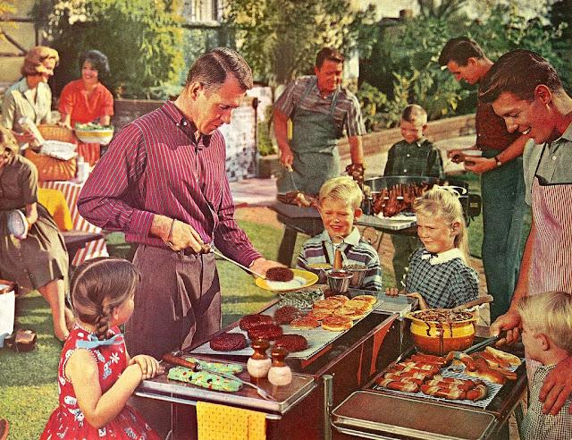 Rodzinne imprezy, które pewnie znasz z amerykańskich filmów