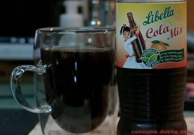 Libella Cola-Mix - заполнитель желудка