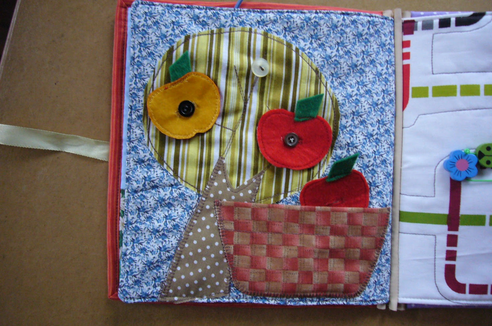 3patchcrafts Next Page Of The Quiet Book