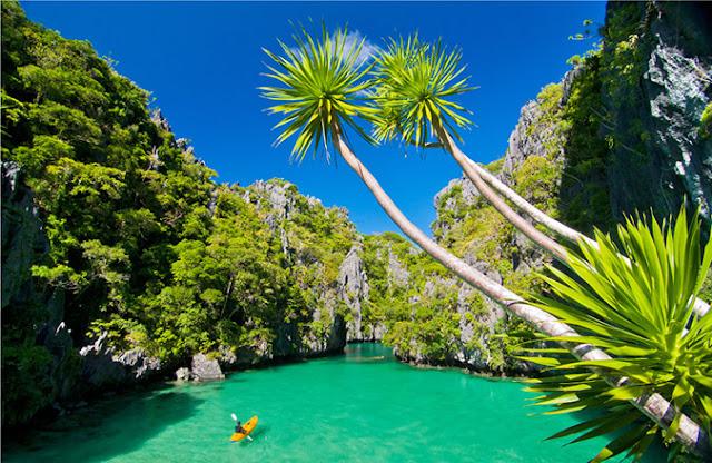 Palawan: το πιο όμορφο τροπικό νησί