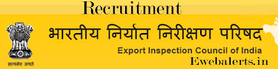EIC India Recruitment