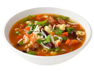 Minestrone Soup (Sebzeli Italyan Corbasi)