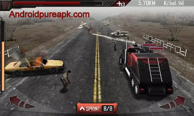 Zombie Roadkill 3D Apk Mod v1.0.5 Latest Version For Android