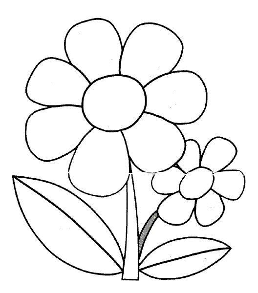 Dibujo Flor Decoraciones En Uñas De Gel