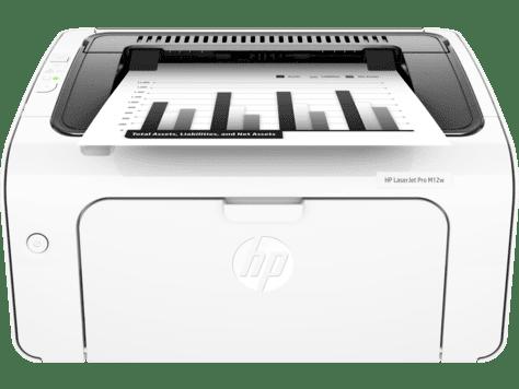 HP LaserJet Pro M11-M13 Printer Drivers