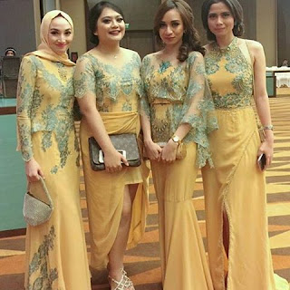 Contoh Kebaya Dress