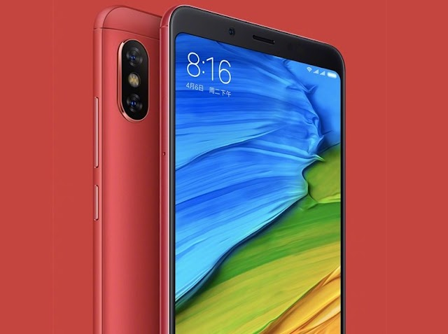 New Color Of Redmi Note 5 Flame Red Looks Cool