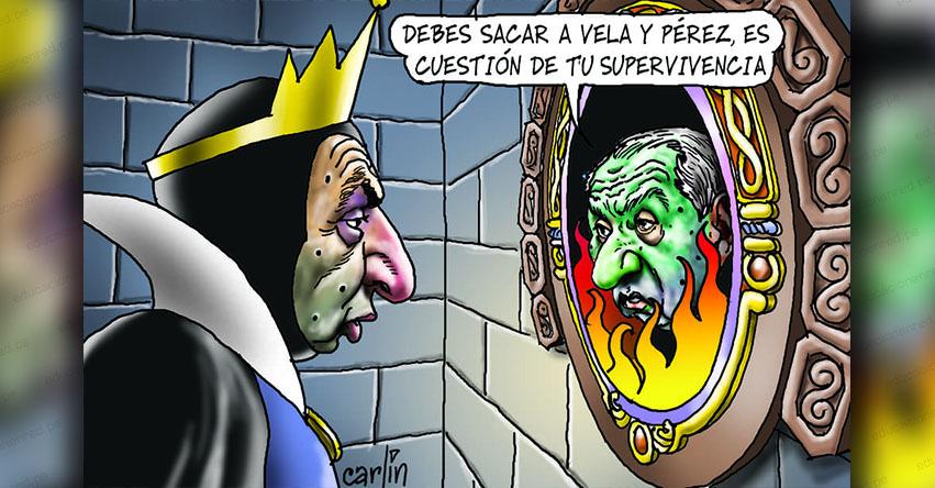 Carlincaturas Martes 18 Diciembre 2018 - La República