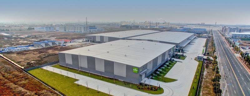 Le Maroc lance les travaux d'un parc industriel Chinois à Tanger.