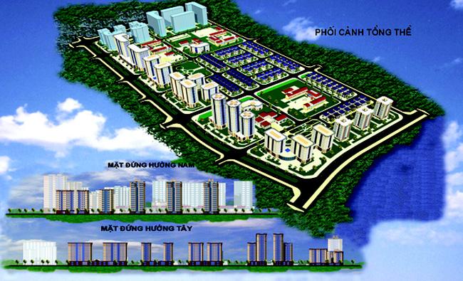 BIỆT THỰ LIỀN KỀ LOUIS CITY HOÀNG MAI