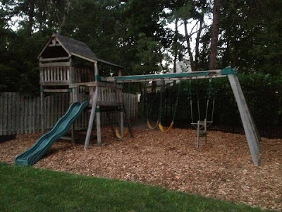 Swing Set Buyer S Remorse