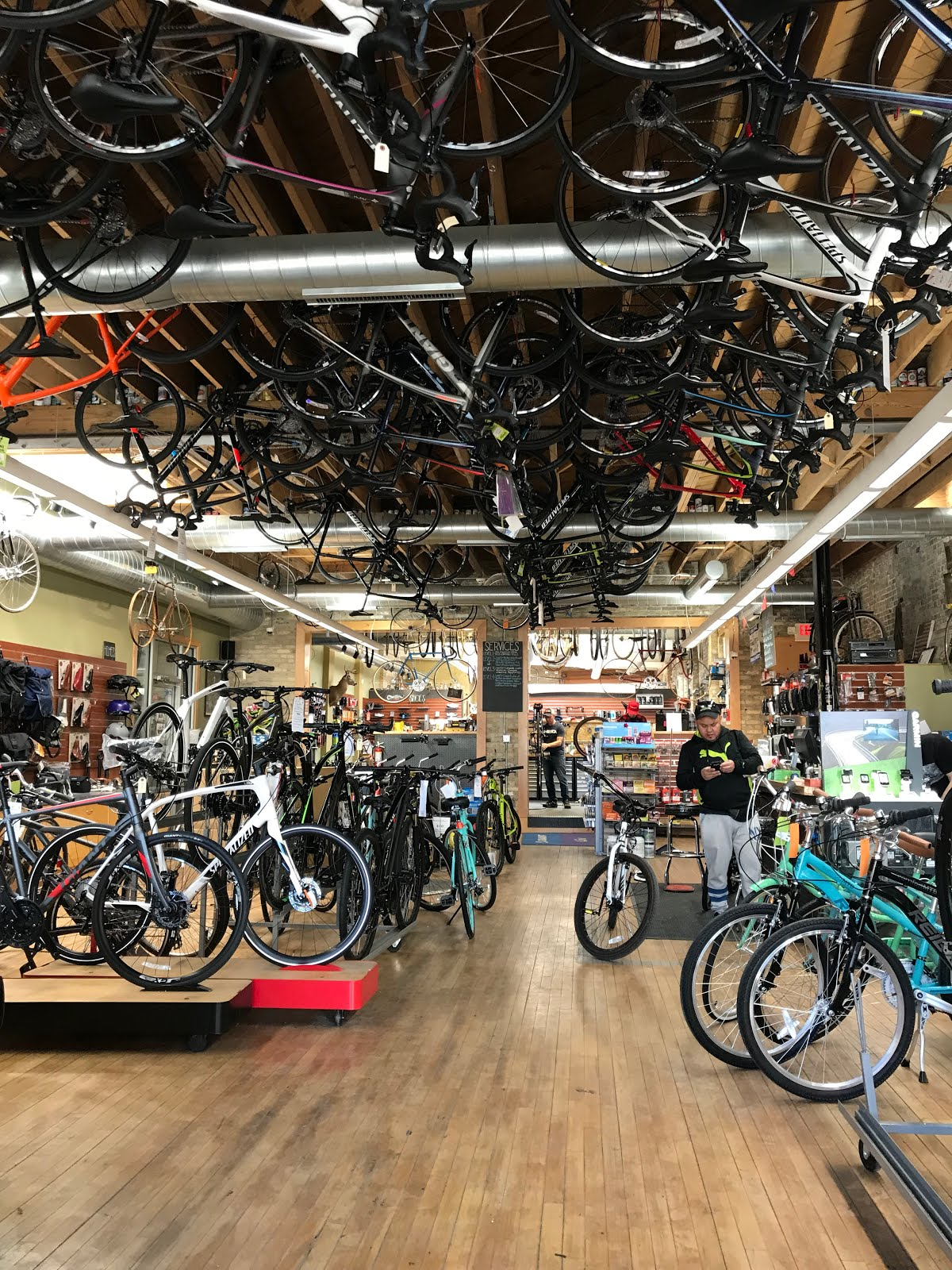 A Bike Store Just A Little Bit Cranky The Bike Store Experience