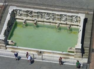 Piazza del Campo, Fonte Gaia.