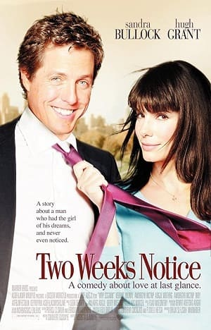Amor à Segunda Vista - Two Weeks Notice