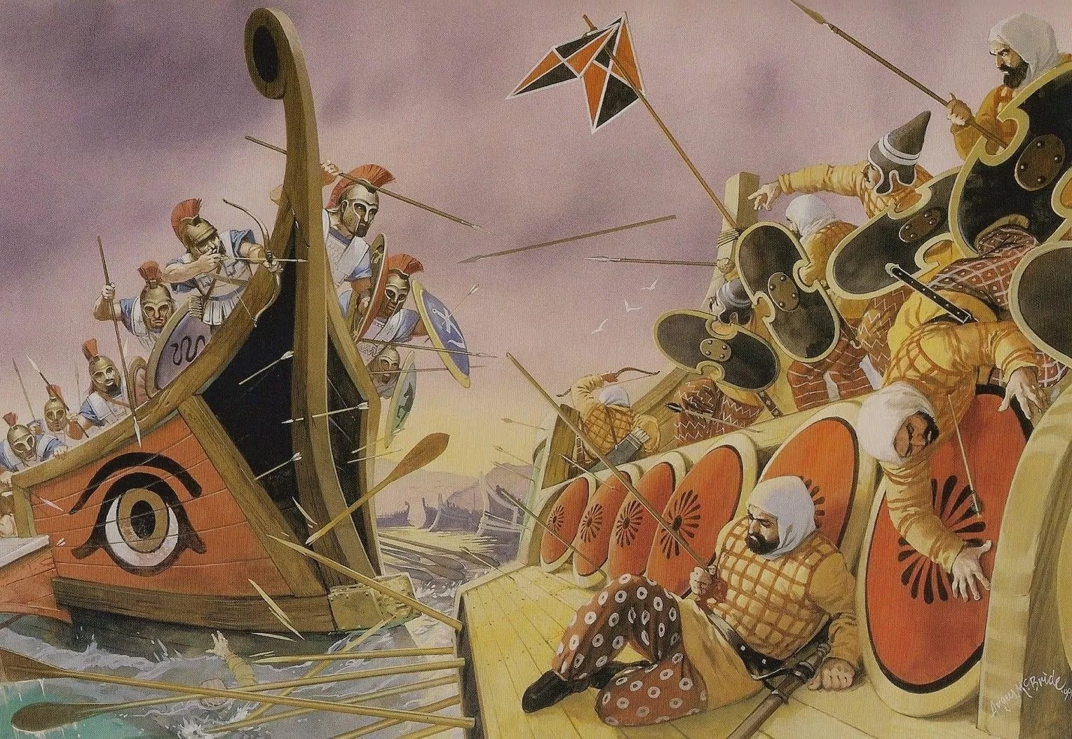 Batle of Salamis
