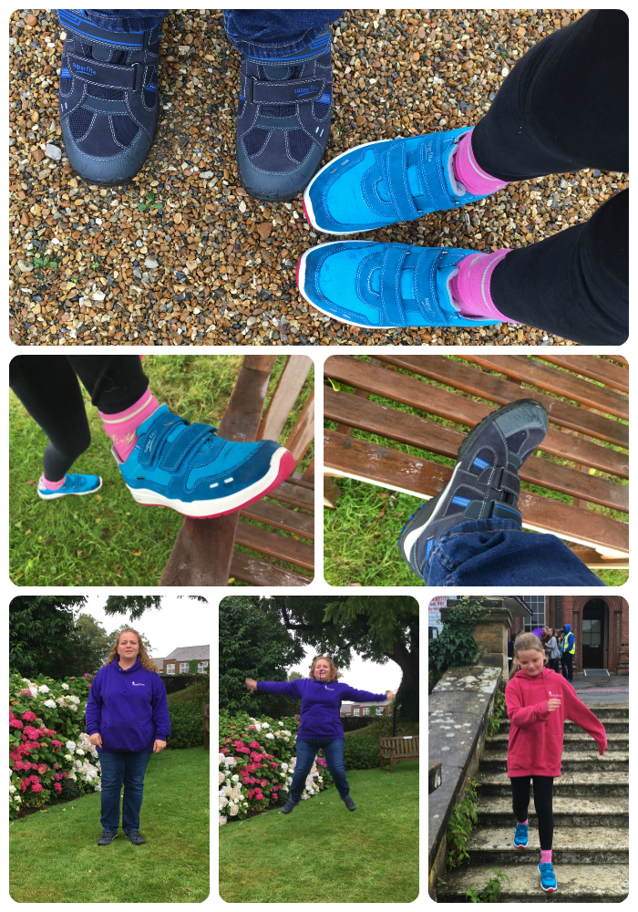 eb2463d638b Mummy From The Heart: Festival Fun with our Superfit GORE-TEX Shoes