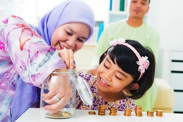 pendidikan keuangan anak islami