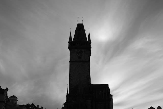 Mustavalkoisia muistoja Prahasta 28