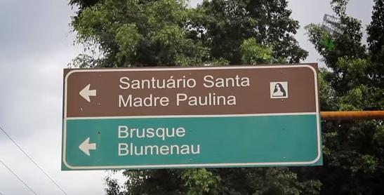 Como chegar no Santuário de Madre Paulina
