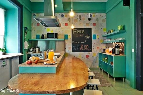goodmorning-lisbon-hostel-bucataria