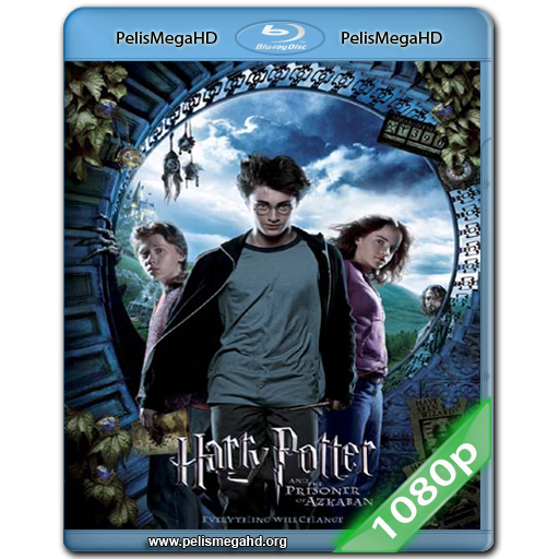 HARRY POTTER Y EL PRISIONERO DE AZKABAN (2004) FULL 1080P HD MKV ESPAÑOL LATINO