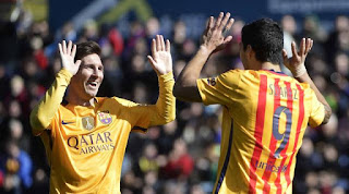 Liga Spanyol (La Liga) Musim 2016/2017 Pekan 16