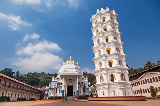 mangesh temple goa - మంగేష్ ఆలయం