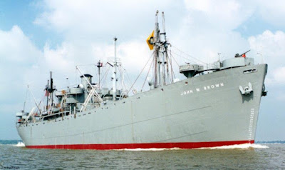 Classic Liberty Ship - John W. Brown Scheduled to Visit New York In September 2016