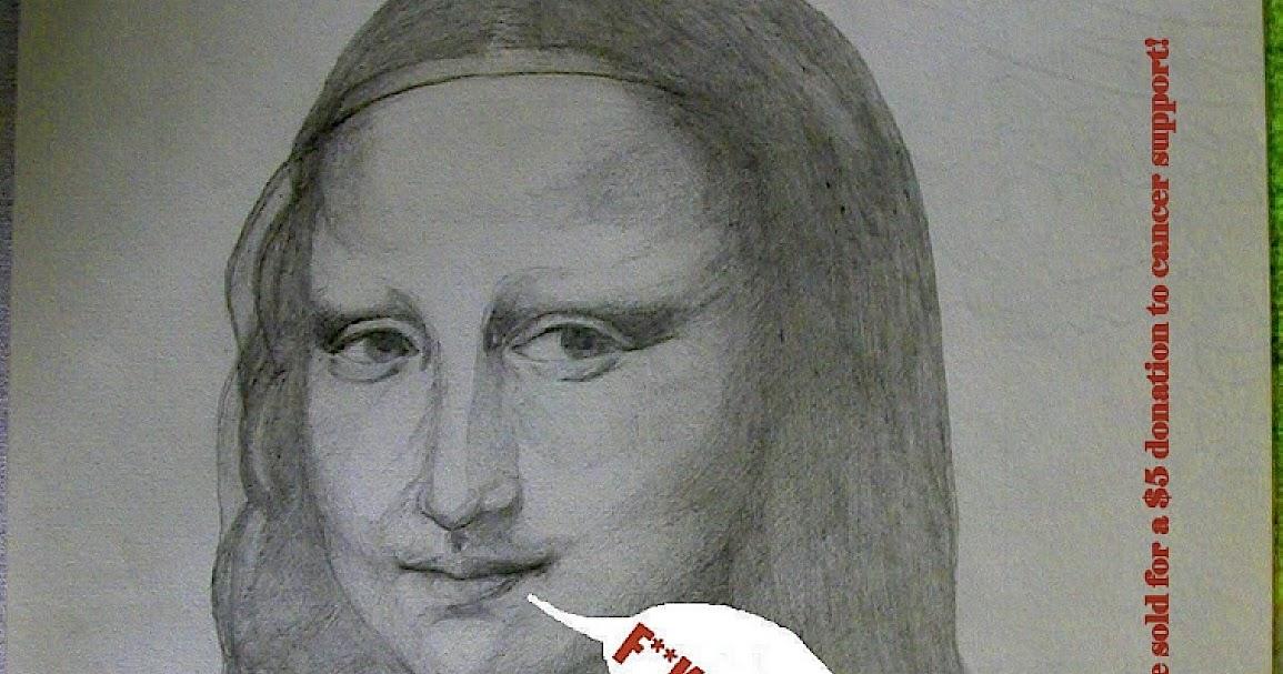 Mona Lisa Fuck 30