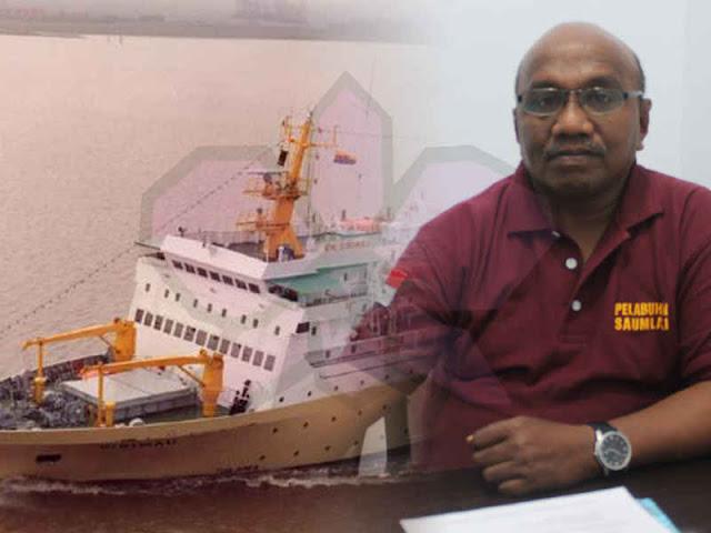 Pelayanan Kapal Pelni di Saumlaki Berjalan Lancar Sesuai Jadwal