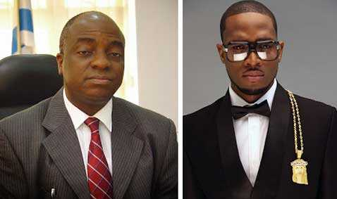 Drama As Bishop Oyedepo Disgraces D'Banj Inside Church Auditorium