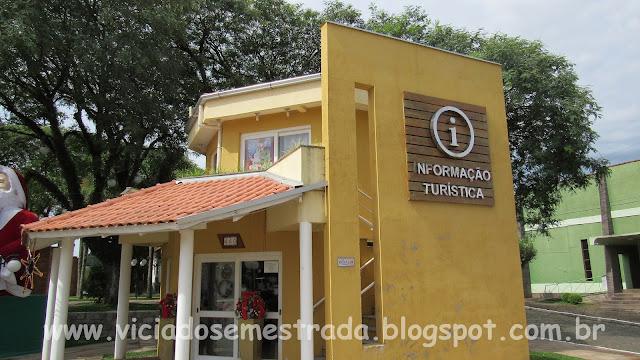 Informação ao turista, Cotiporã, Serra Gaúcha