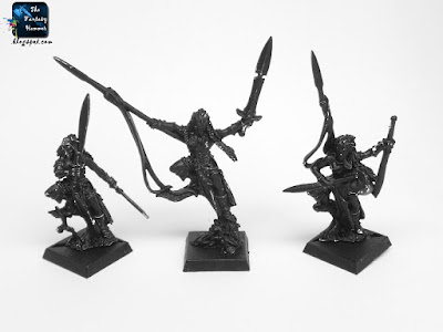 Wood Elves Wanderers Wardancers review