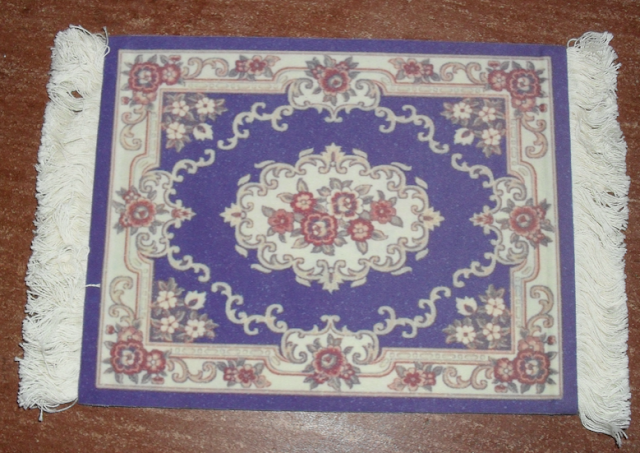 muismat Oosters tapijtje