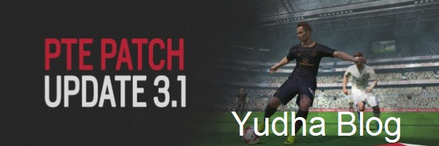 PES 2017 PTE Patch 2017 Update 3.1