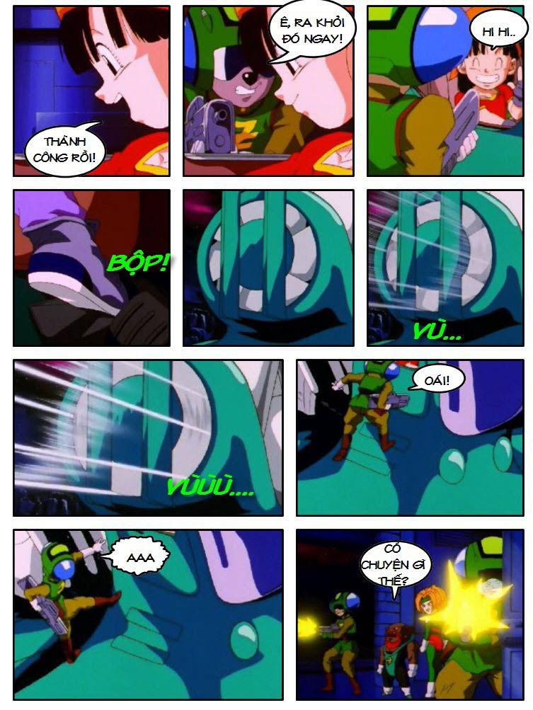 Dragon Ball GT chap 9 - Trang 13