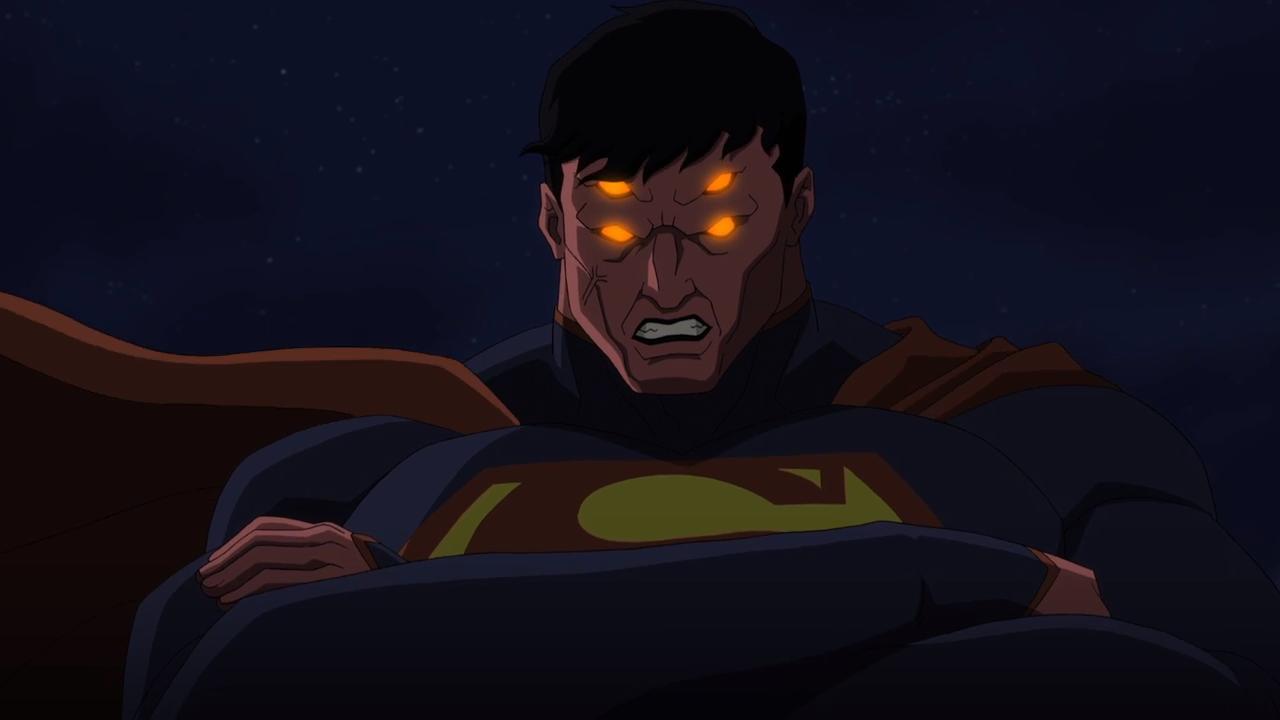 Justice League Vs Teen Titans - Subtitle Indonesia -3507
