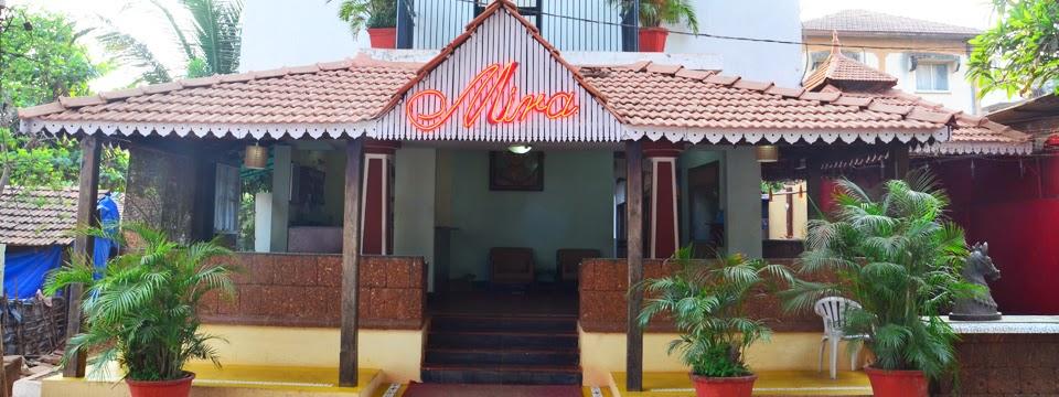 Hotel Mira Goa Calangute