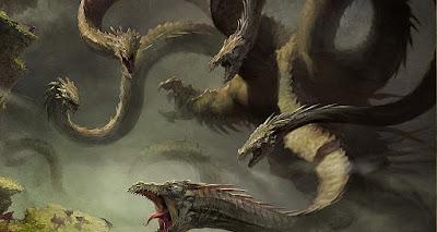 Hydra Mitologi Yunani