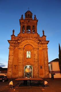 Patzcuaro, Santuario de Guadalupe