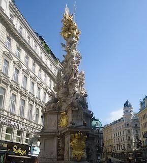Travel Vienna Graben Austria
