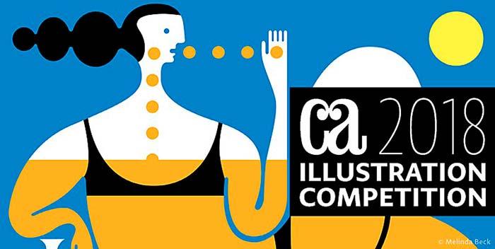 Convocatoria de ilustración. Communication Arts Illustration Competition 2018