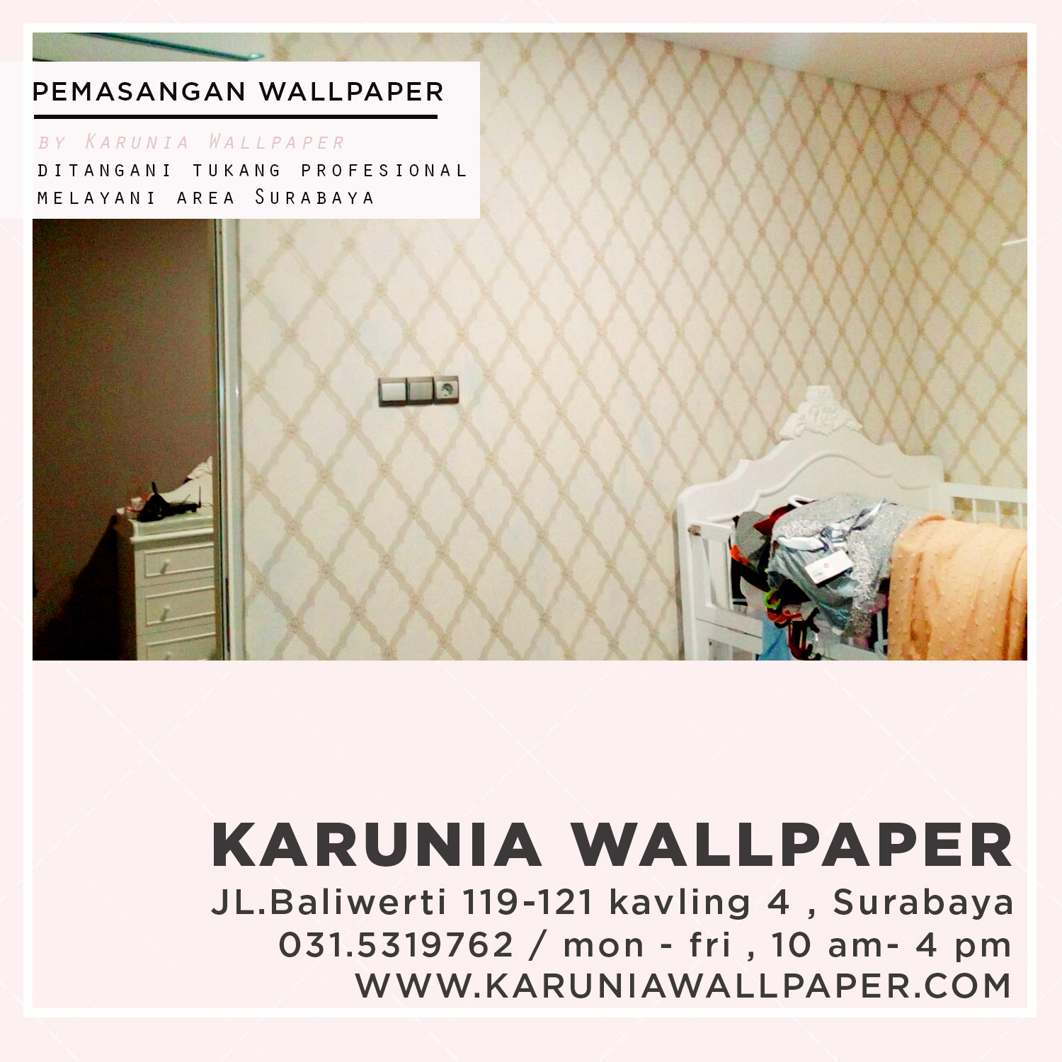 jual wallpaper distributor surabaya
