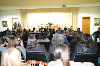 Συναυλία κλασικής κιθάρας μαθητών του Μουσικού Σχολείου Κατερίνης