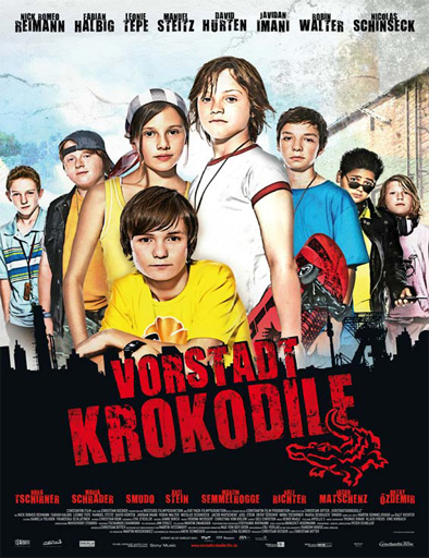 Ver Los cocodrilos (Vorstadtkrokodile) (2009) Online